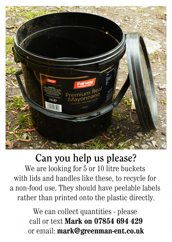 A6 buckets wanted